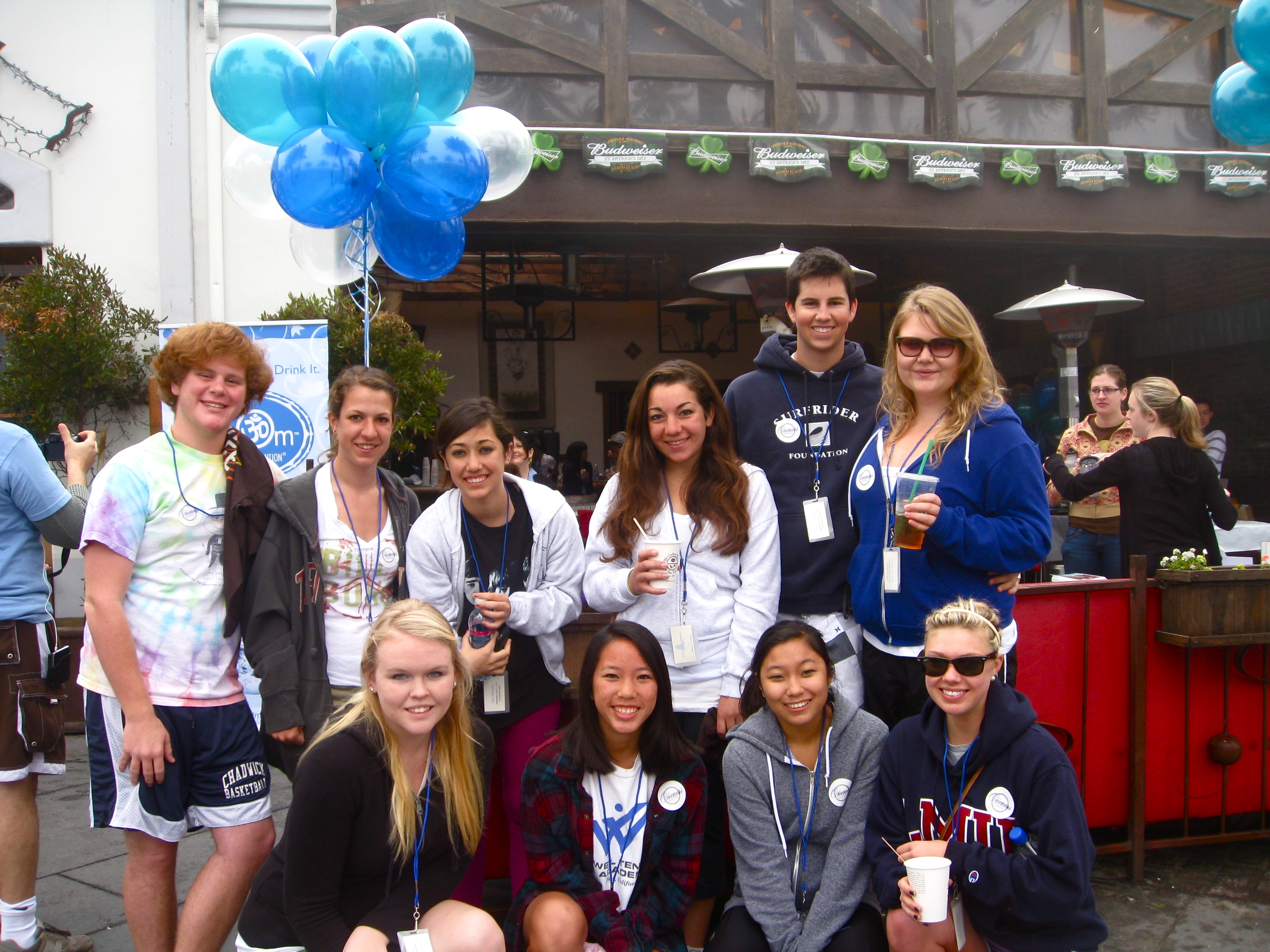 Lee Oneness Foundation at Walk for Water